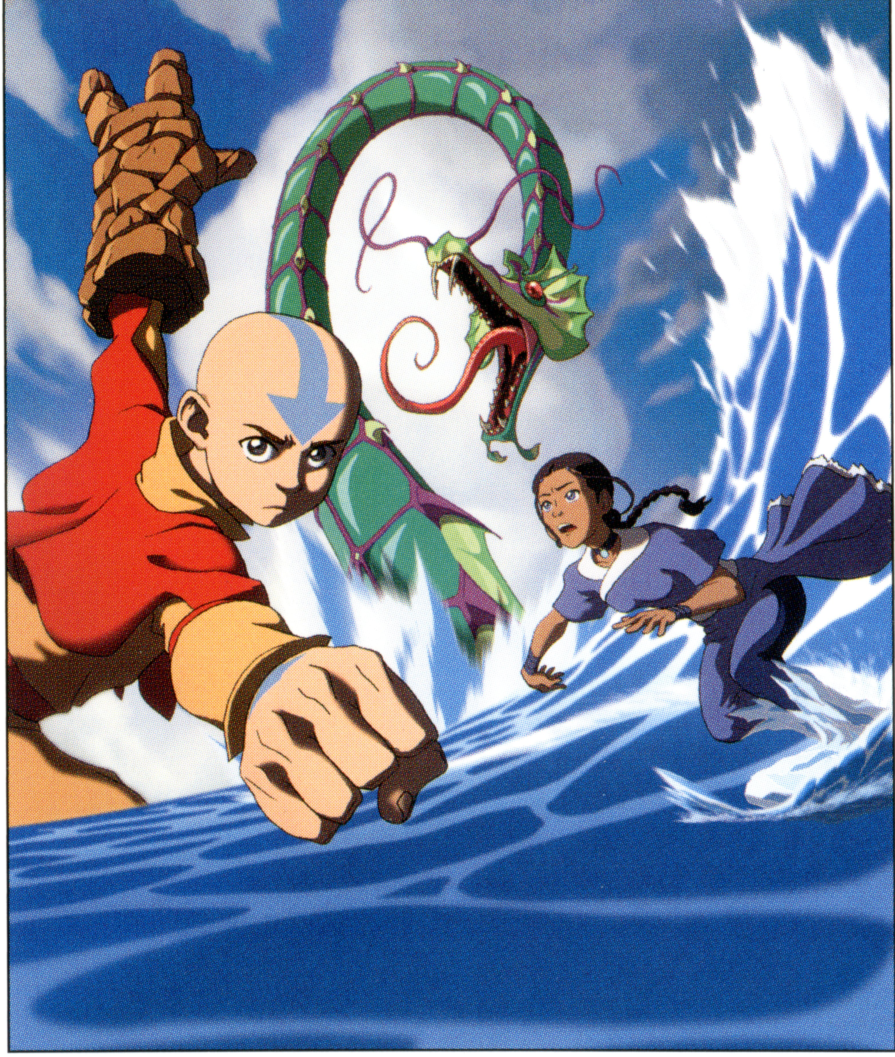 Avatar Airbender: ATLA: Season 1 Wrap Up (Spoiler Talk)