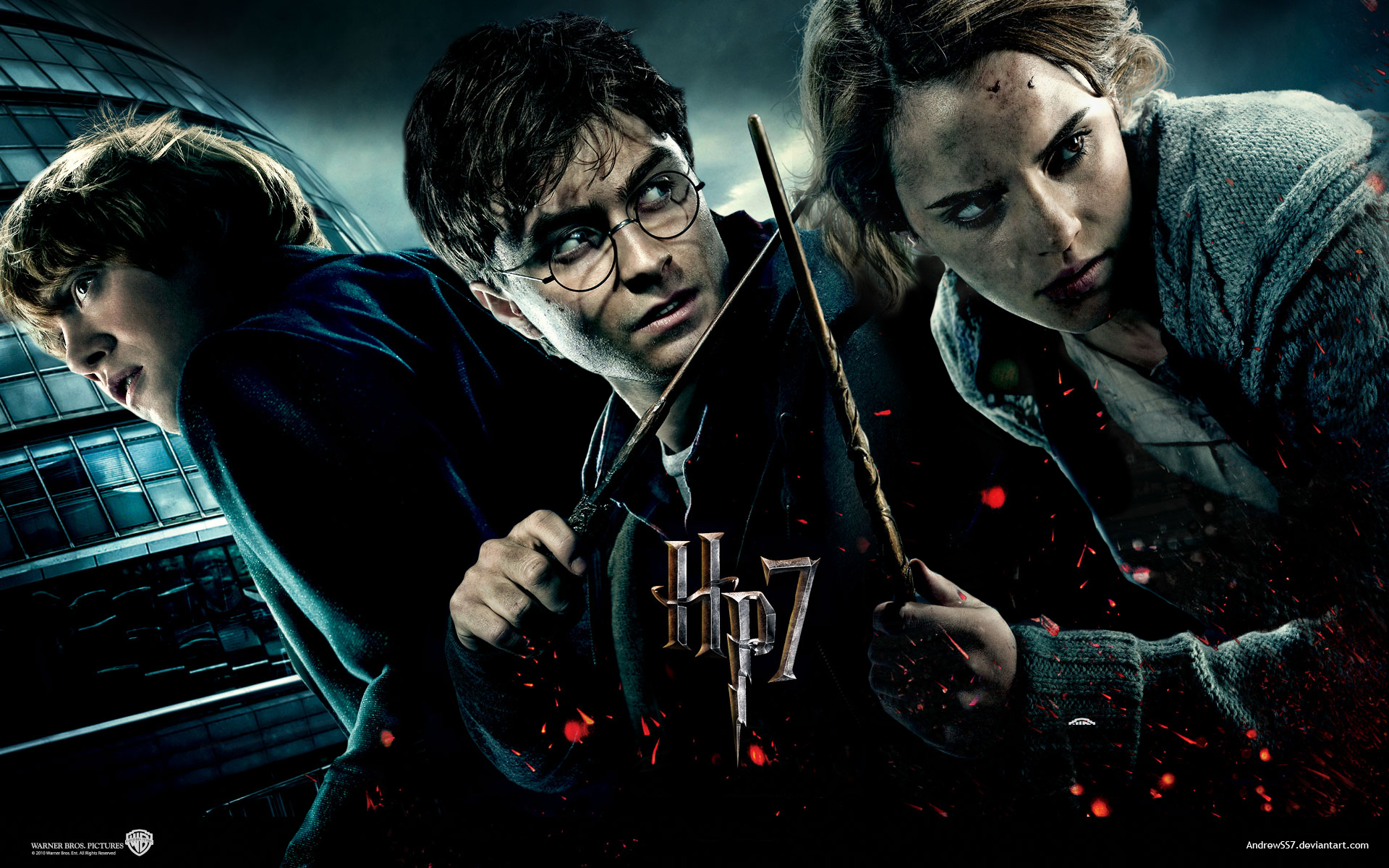 potter and the deathly - photo #33