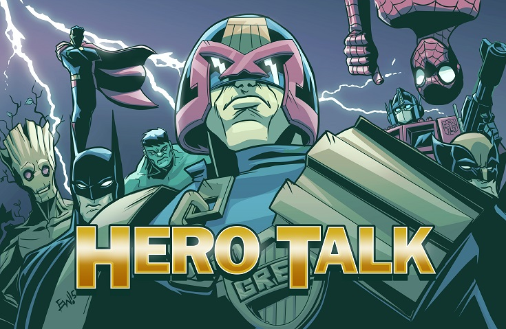 Hero Talk Podcast – Wonder Woman