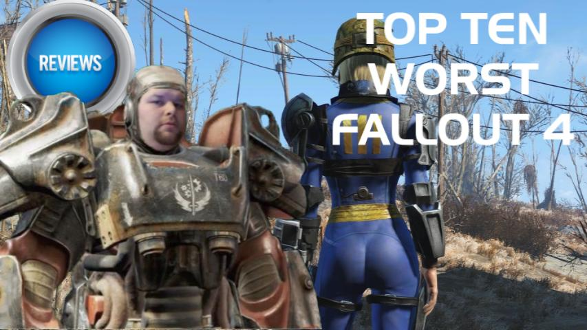 VGS: Top Ten Worst Things about Fallout 4