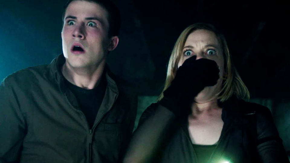 """The Attic at the Drive-In: """"Don't Breathe"""""""