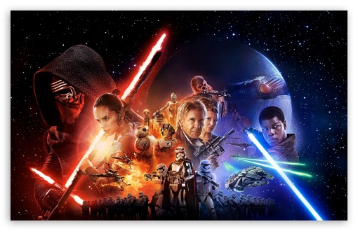 Star Wars Force Awakens 1080p: The Force Awakens: Star Wars For Millennials