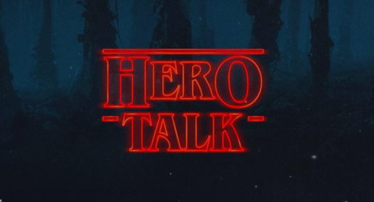 Hero Talk Podcast – Stranger Things