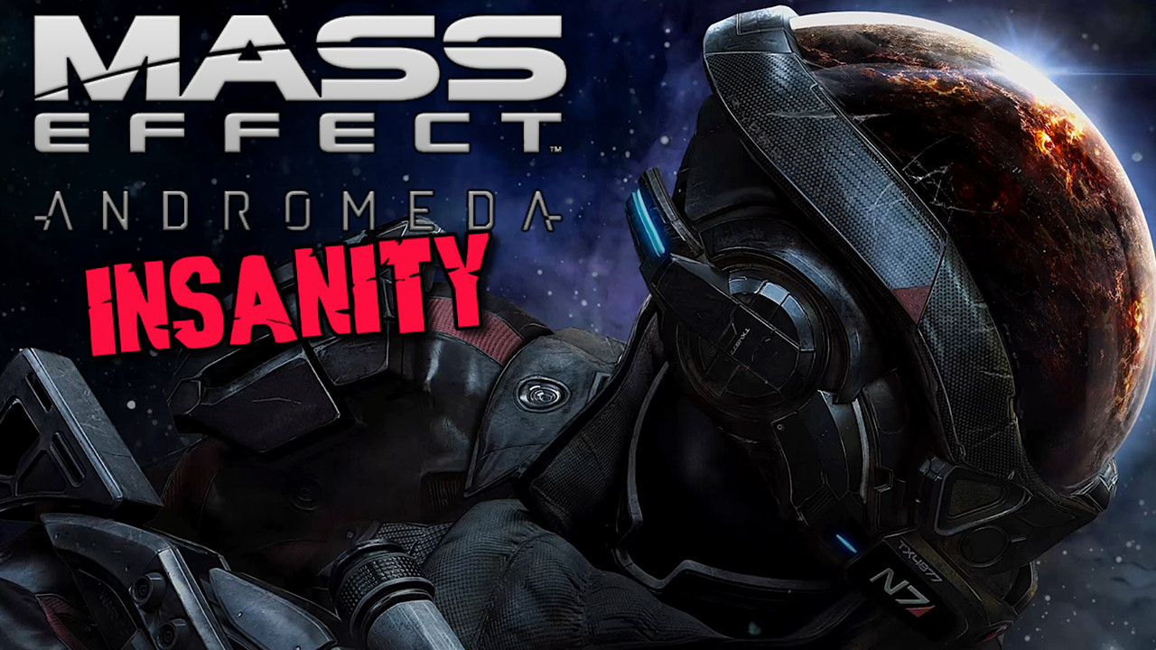 Let's Play – Mass Effect: Andromeda – Insane Difficulty