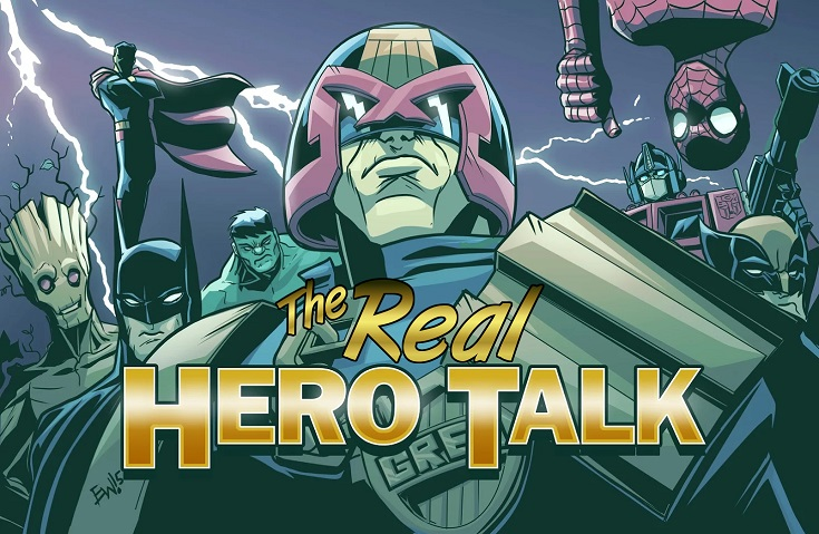 The Real Hero Talk Podcast – The Last Unicorn