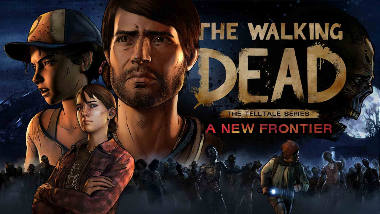 Let's Play- The Walking Dead: A New Frontier