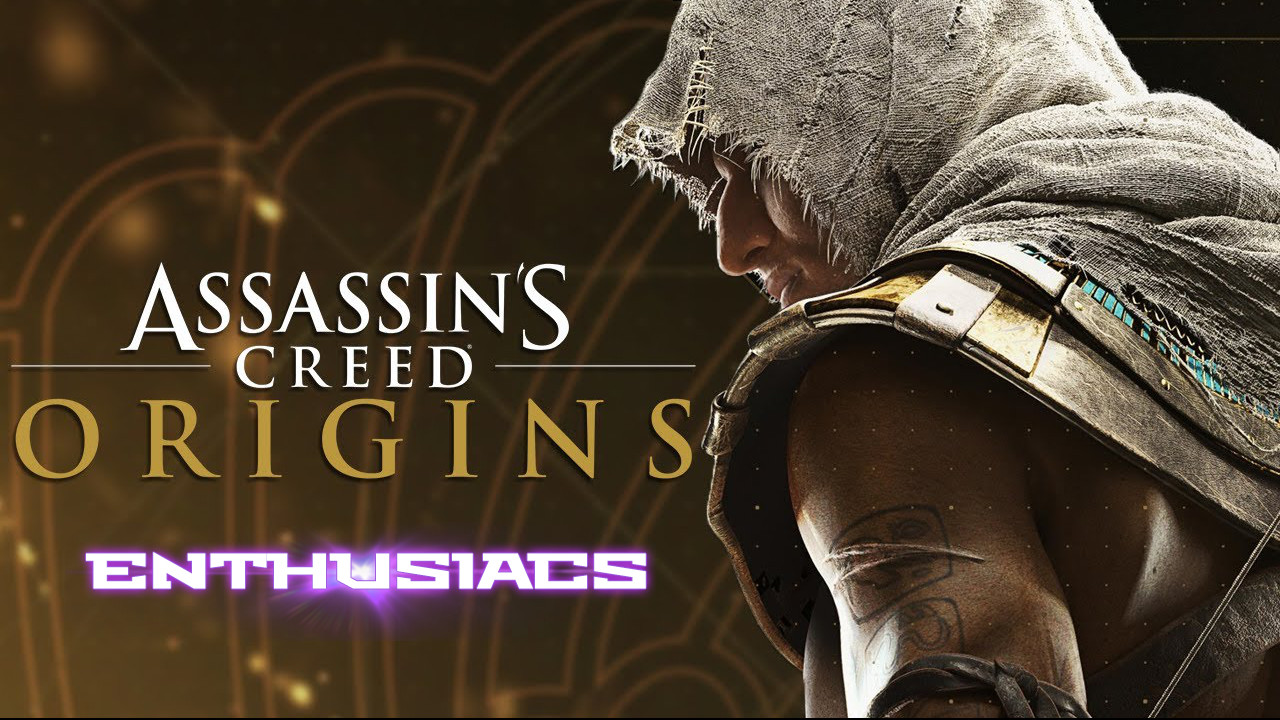 Let's Play…Assassin's Creed: Origins
