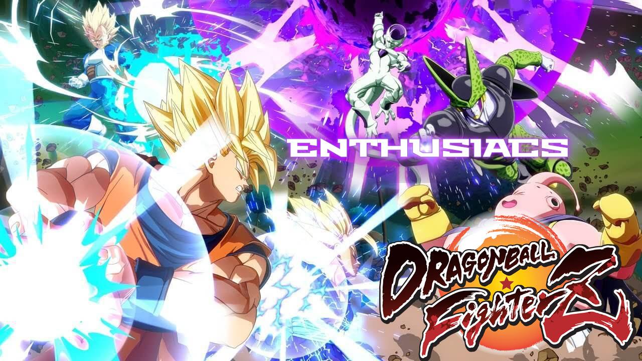 Dragon Ball FighterZ Online Matches!