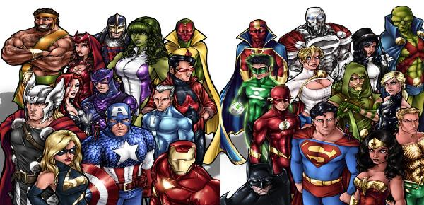 Top 10 Sympathetic Comic Book Characters - Article ...   Best Comic Characters